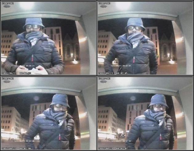 POL-HA: Mit gestohlener Bankkarte unterwegs - Wer kennt diesen Mann?
