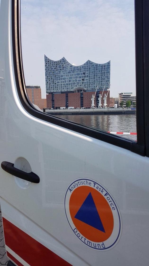 ATF-NRW unterstützt in Hamburg