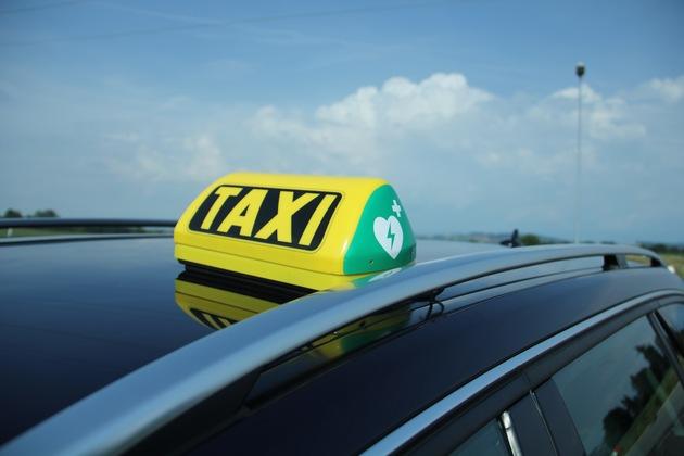 TaxiSuisse: Le taxi se mue en sauveteur
