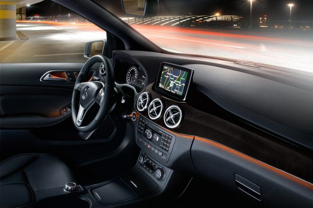 Trend to leather-wrapped car interiors across all vehicle segments (BILD)