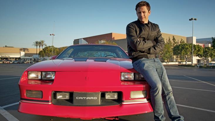 """""""Top Gear USA"""": Foust, Ferrara und Wood stellen ihre Lieblinge der 80er vor"""