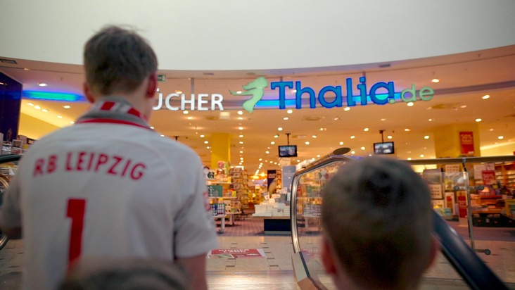 """""""Kicken und Lesen"""": Thalia und RB Leipzig starten Kooperation"""