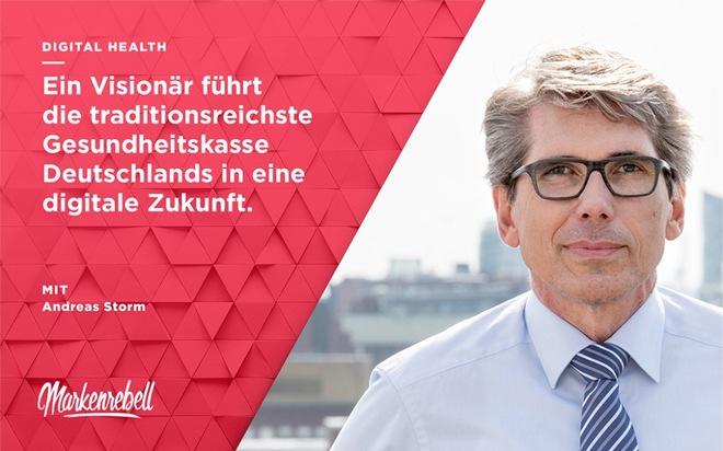 Andreas Storm, Vorsitzender des Vorstands der DAK-Gesundheit