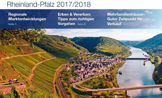 PM Immobilienmarktzahlen Rheinland-Pfalz 2017 | PlanetHome Group GmbH
