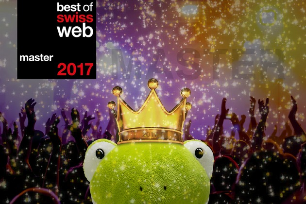 Ticketfrog gewinnt den Master of Swiss Web 2017