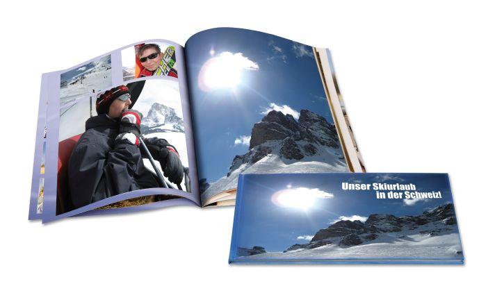 """Das CEWE FOTOBUCH mit """"Wow-Effekt"""": Winterimpressionen auf ganz besondere Art festhalten"""