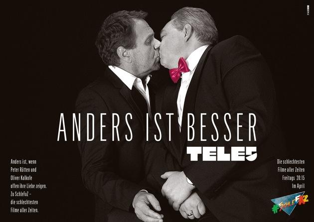 """Seltsam, was man 2018 noch kommentieren muss... / Statement von TELE 5 Boss Kai Blasberg - aus aktuellem Anlass: """"Ich liebe meinen Hund. Bin ich Sodomist ..?"""""""