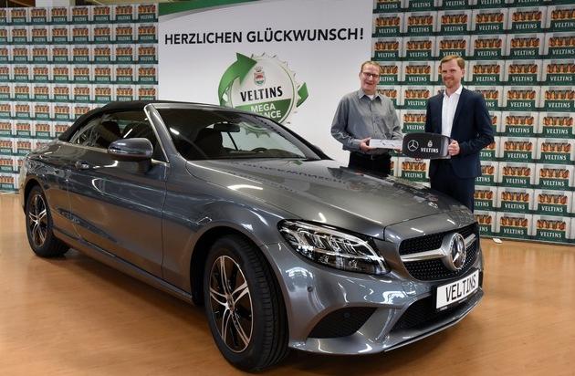 Veltins Megachance 2019 Kl%C3%BCver - Mit nur einem Kronkorken zum neuen Sportwagen
