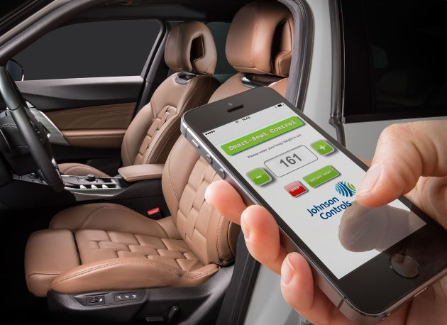 Automatic seat pre-adjustment from Johnson Controls enhances vehicle safety and comfort / Developers have validated pre-adjustment technology with more than 100 test subjects