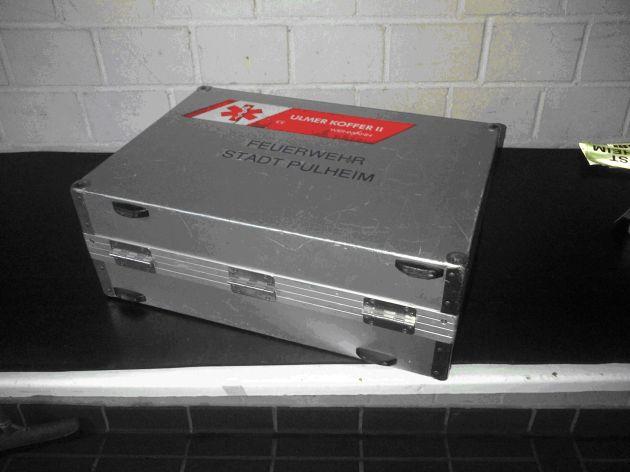 POL-REK: Gestohlener Notfallkoffer mit Medikamenten  - Pulheim