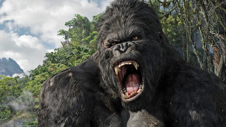 """""""King Kong"""" - RTL II zeigt Peter Jacksons Abenteuer-Klassiker"""