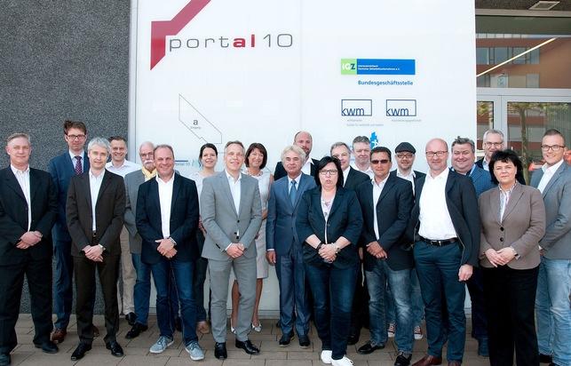 Die iGZ-Tarifkommission traf sich zur konstituierenden Sitzung im Verbandssitz in Münster.