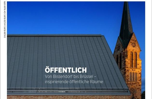 Deutschlands Grosste Fachzeitschrift Fur Architektur Mit Neuem