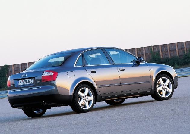 Der neue Audi A4 / Die Architektur der Bewegung