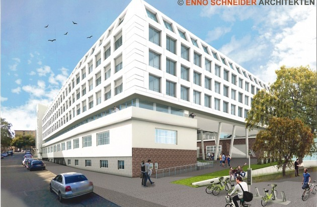 Berlin-Charlottenburg: International Campus erwirbt historisches Postamt