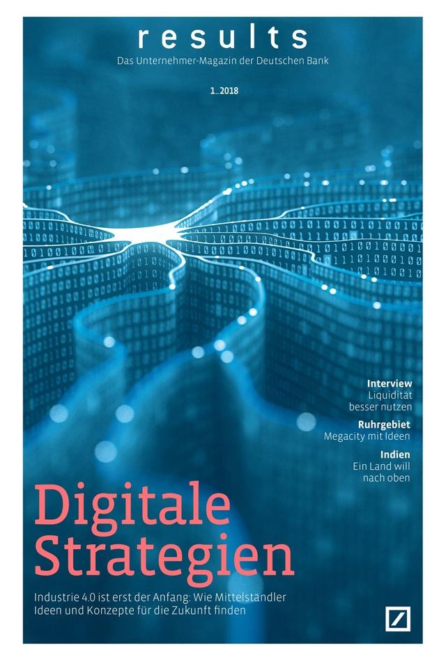 """Unternehmer-Magazin """"Results"""" erfindet sich neu"""