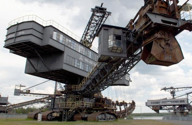 Sachsenspirit: MDR startet Themenwoche zur Industriekultur