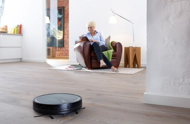 miele steigt bei den saugrobotern ein pressemitteilung. Black Bedroom Furniture Sets. Home Design Ideas