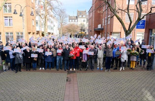 Postcode Monatsgewinn für Köln: Eine Million Euro für die Postleitzahl 50829