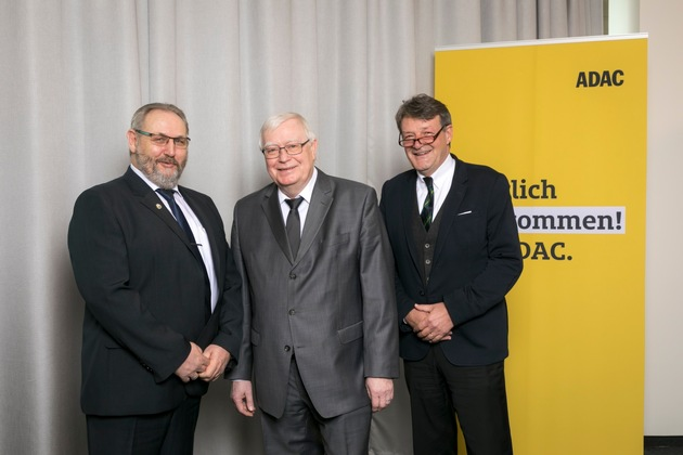 v.l.; Adi Schlaak, Ingo Meyer, Hanno Huijssen