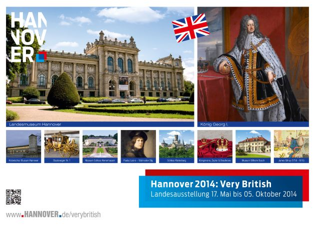 Very British 2014: Hannover im Royals-Fieber