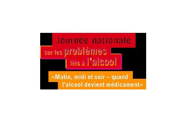 Banner Journée nationale sur les problèmes liés à l'alcool