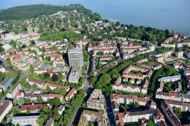 Luftaufnahme / BPD Immobilienentwicklung