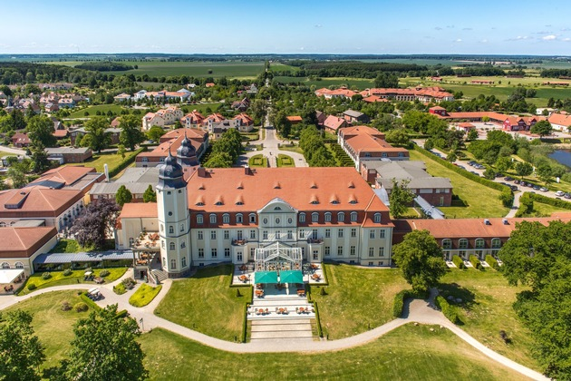 "Platz 1: Die Initiative ""Organic"" des Schloss Fleesensees Credit: Schloss Fleesensee"