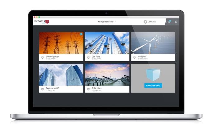 Virtueller Datenraum Drooms NXG jetzt auch als Browser-Version