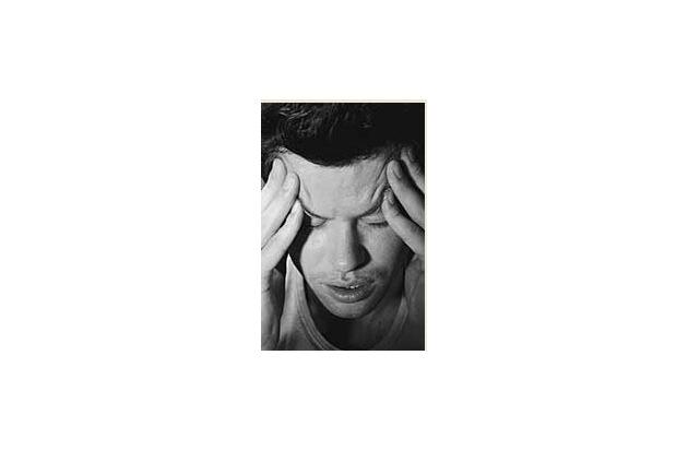 En cas de stress, d'angoisse ou d'épuisement, certaines personnes ont recours à l'alcool.