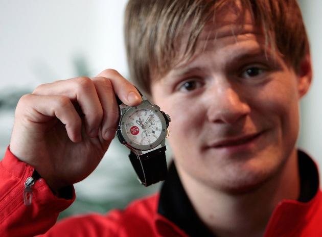 Hublot SA: Offizieller Zeitmesser der Schweizer Fussball-Nationalmannschaft