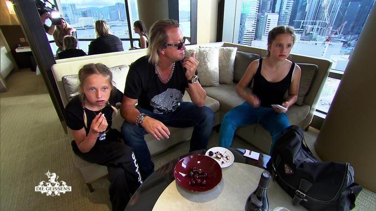 """Terrorgefahr in Boracay und Abstecher nach Hongkong - """"Die Geissens"""" bei RTL II"""