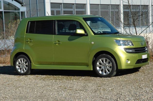 Daihatsu am Automobilsalon 2007 - 100 Jahre Daihatsu