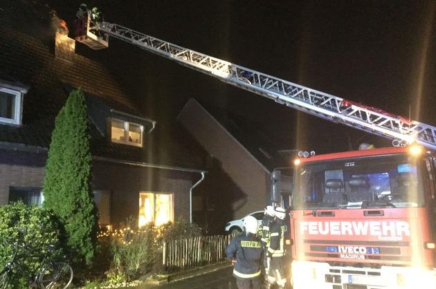 FF Goch: Kaminbrand kann verheerende Folgen haben