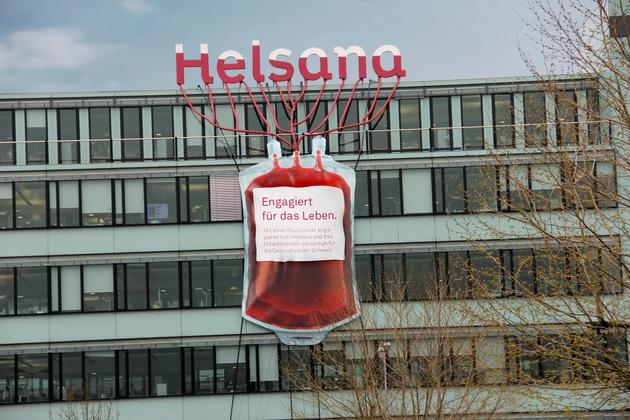 Helsana: impegnata per la vita.