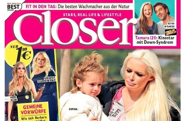 Closer Daniela Katzenberger