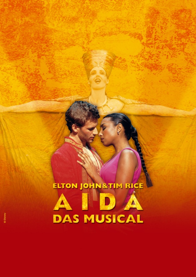 """""""AIDA - Das Musical"""" im Zeichen der Liebe"""