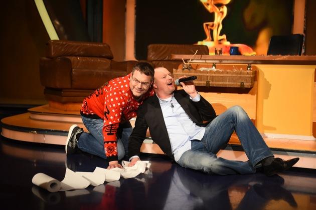 Letzte Sendung TV total: Beste Quote seit acht Jahren