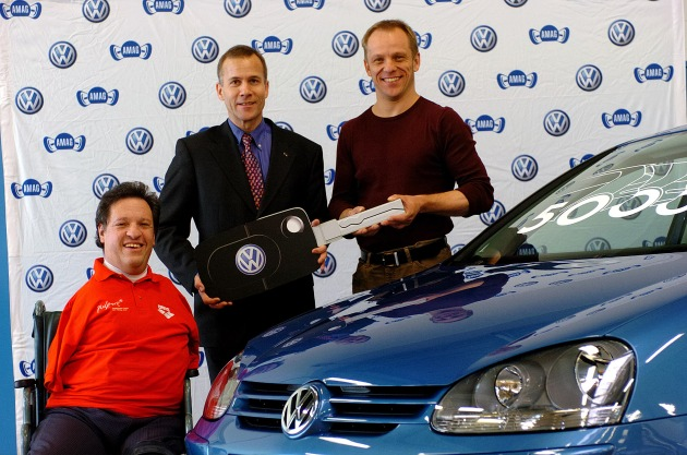 Schweizermeister: Der VW Golf - 500'000 Fahrzeuge verkauft