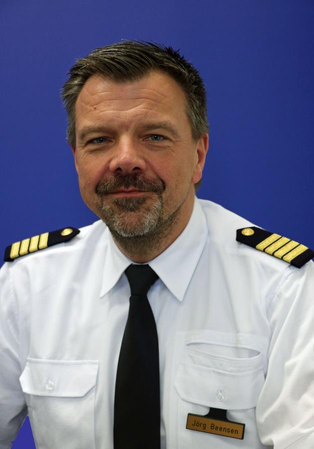 Polizeidirektor Jörg Beensen