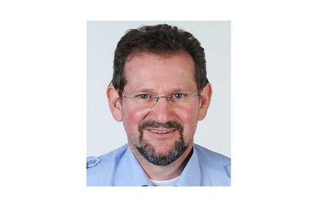 Polizeihauptkommissar Wolfgang Rupprecht