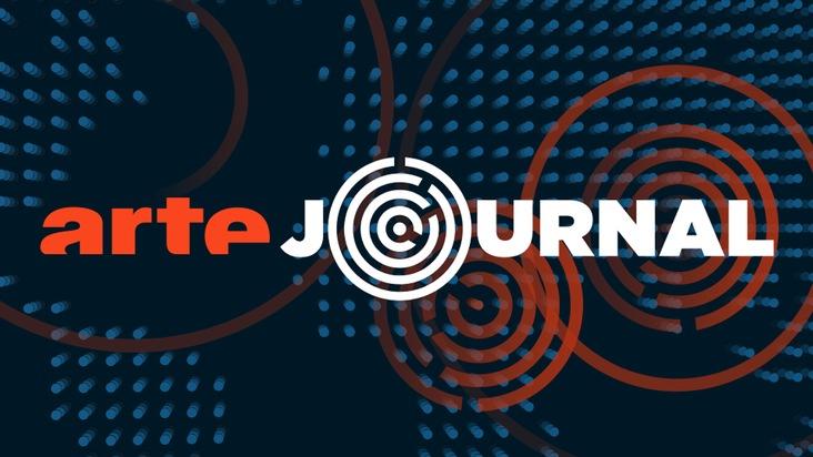 ARTE Journal sendet aus neuem Studio