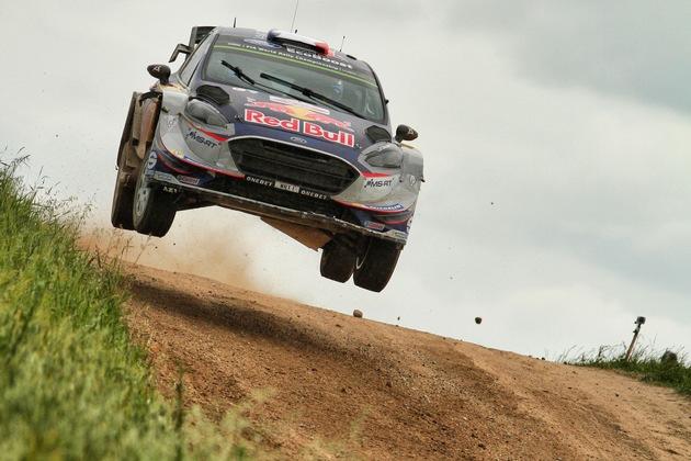 Ford Fiesta WRC-Team M-Sport freut sich auf Weitsprung-Spektakel in Finnland