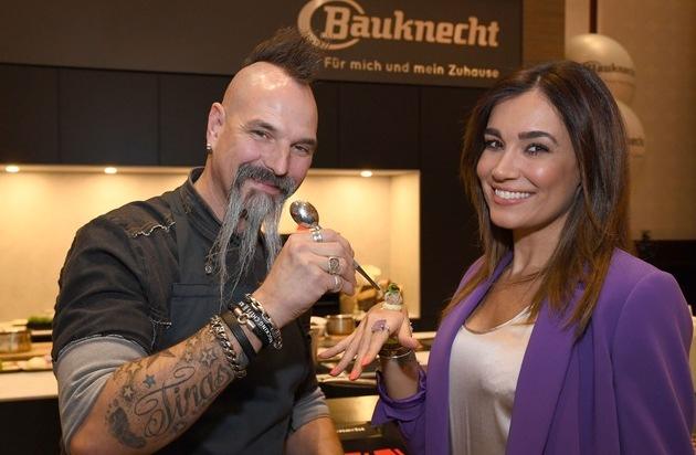 Bauknecht als Partner des Medienboard-Empfangs Live von der Berlinale 2020: Bauknecht begeistert unter dem Motto
