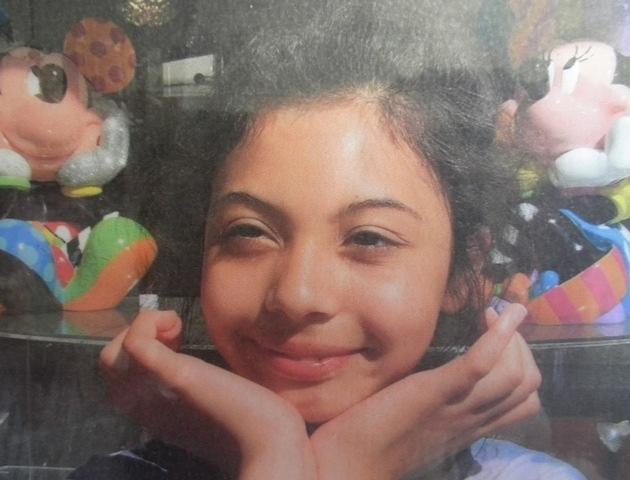 Vermisstes 10-jähriges Mädchen