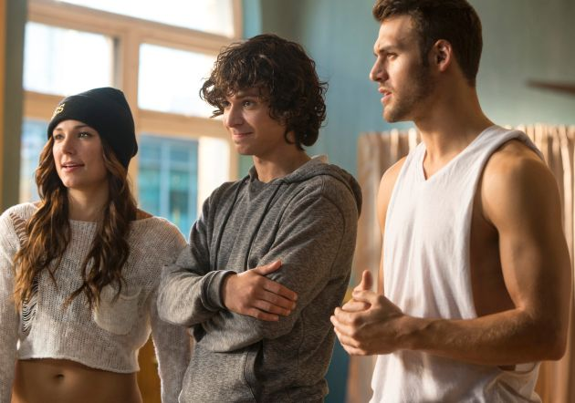 STEP UP: ALL IN - erste Bilder (Kinostart 07. August 2014)