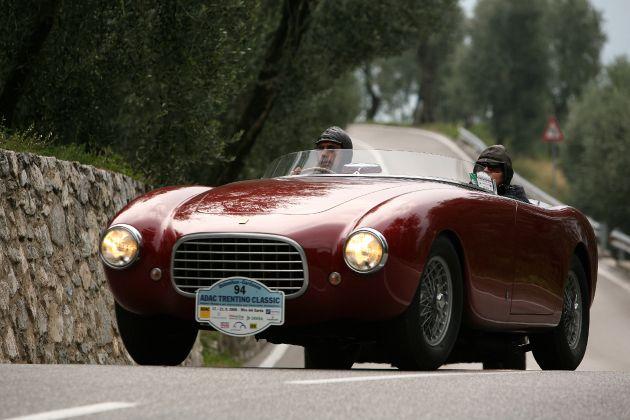 ADAC Trentino Classic 2009 mit Start und Ziel in Andalo Das Oldtimer-Wandern findet immer mehr Zuspruch