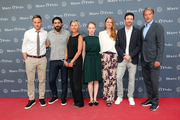 MARC O'POLO celebrates its 50th anniversary: International cast of stars in Munich & Stephanskirchen