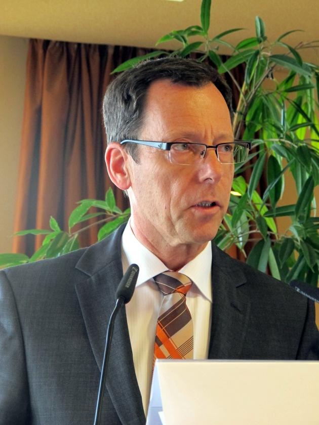 Jahrestagung des Bundesverbandes der Deutschen Kalkindustrie (BVK) / Kalkindustrie behauptet sich in schwierigen Zeiten