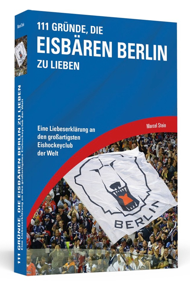 111 GRU?NDE, DIE EISBA?REN BERLIN ZU LIEBEN - Cover - 3D